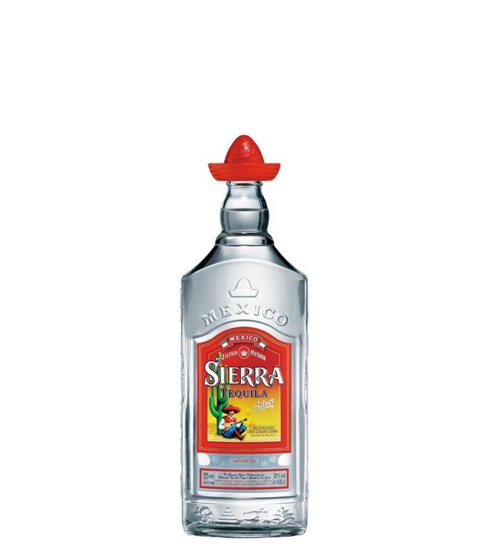 SIERRA TEQUILA SILVER 35CL