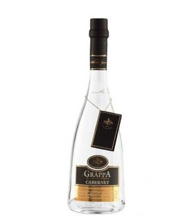 GRAPPA REGARDIN DI CABERNET 70CL