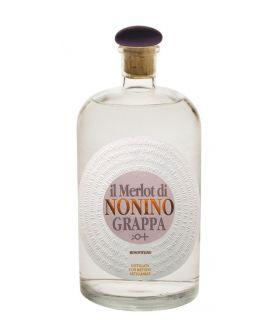 NONINO GRAPPA MERLOT 70CL