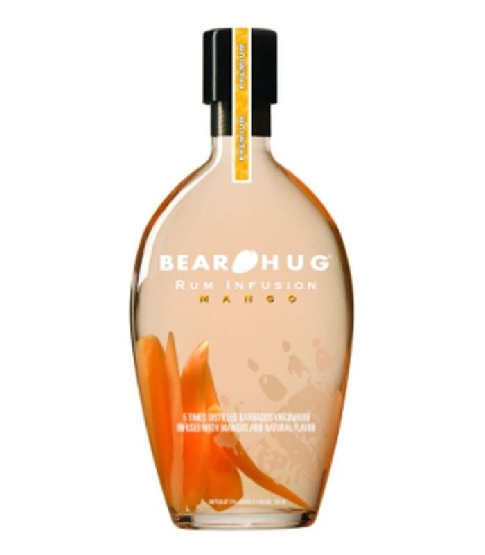 BEAR HUG MANGO INFUSED RUM 100CL