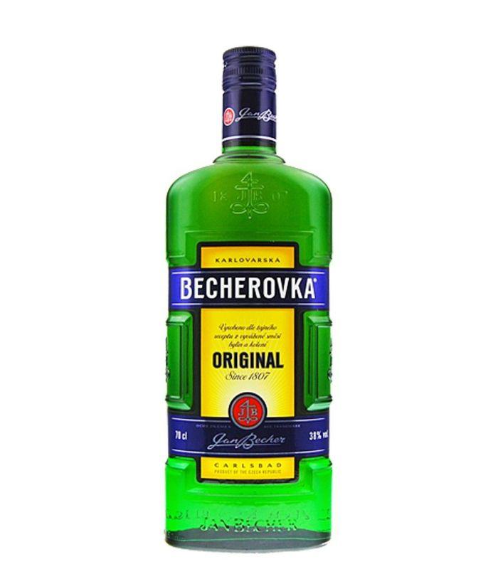 BECHEROVKA BITTER 70CL