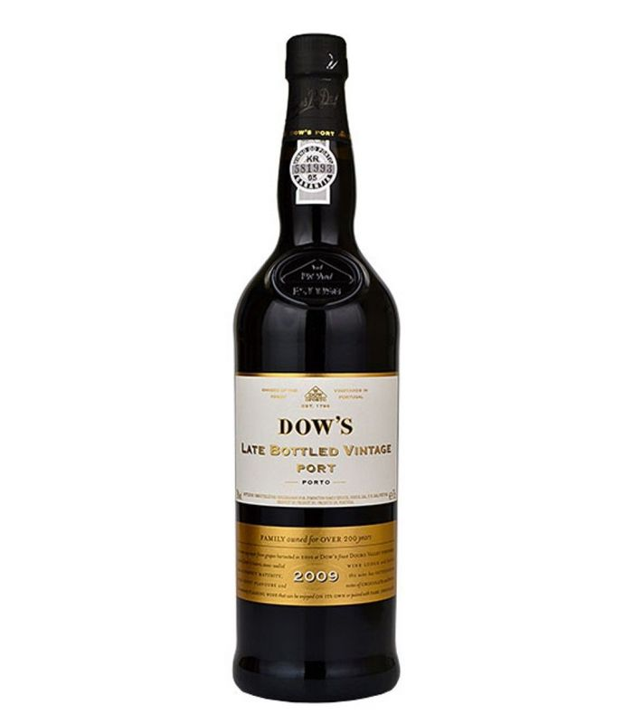DOW'S LBV 2009 75CL