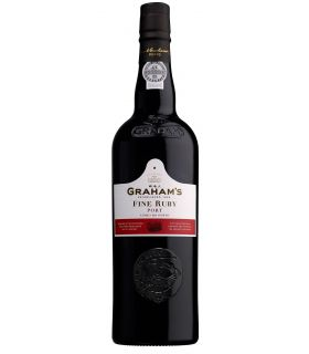 Graham's Fine Ruby Port 75cl