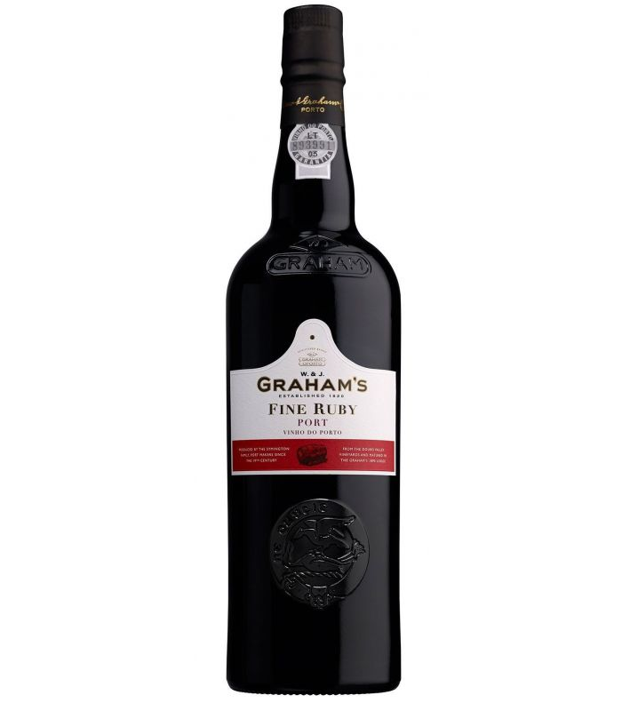 GRAHAM'S FINE RUBY 75CL