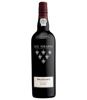 GRAHAM'S SIX GRAPES 75CL