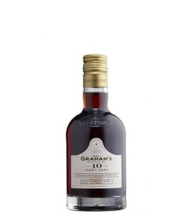 Graham's Port 10 Years Old Tawny 20cl