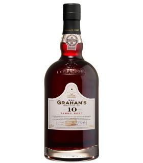 Graham's Port 10 Years Old Tawny 75cl