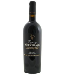 Mouton Cadet Reserve Graves Rouge 75cl