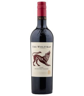 The Wolftrap Red 75cl