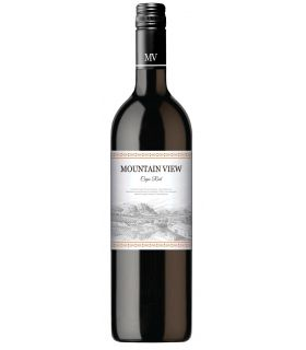 Mountain Vieuw Cape Red 75cl