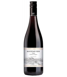 Mountain View Merlot/Cabernet Sauvignon 75cl