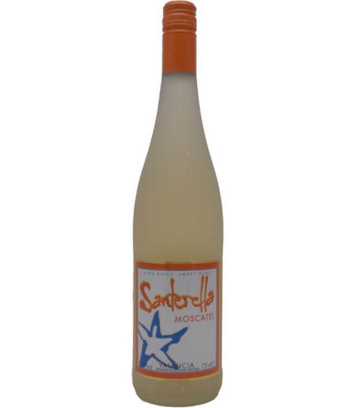 Santerella Vino Blanco Moscatel