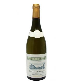 Chateau de Mirande Macon Blanc Villages 75cl