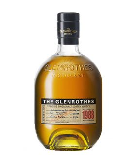 The Glenrothes 1998 Second Edition Single Malt Whisky