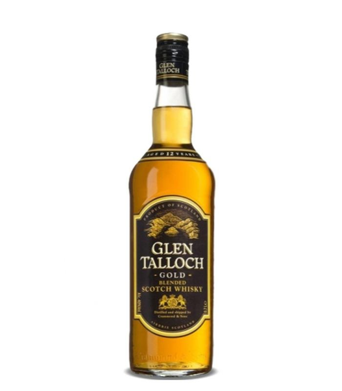 Glen Talloch Gold 12 Years Blende Whisky