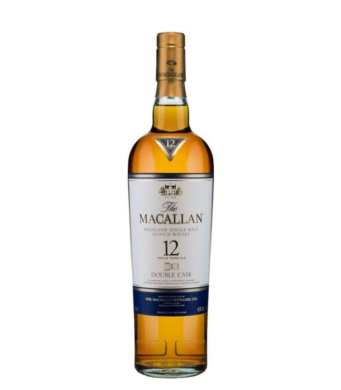The Macallan Double Cask 12 Years Single Malt Whisky