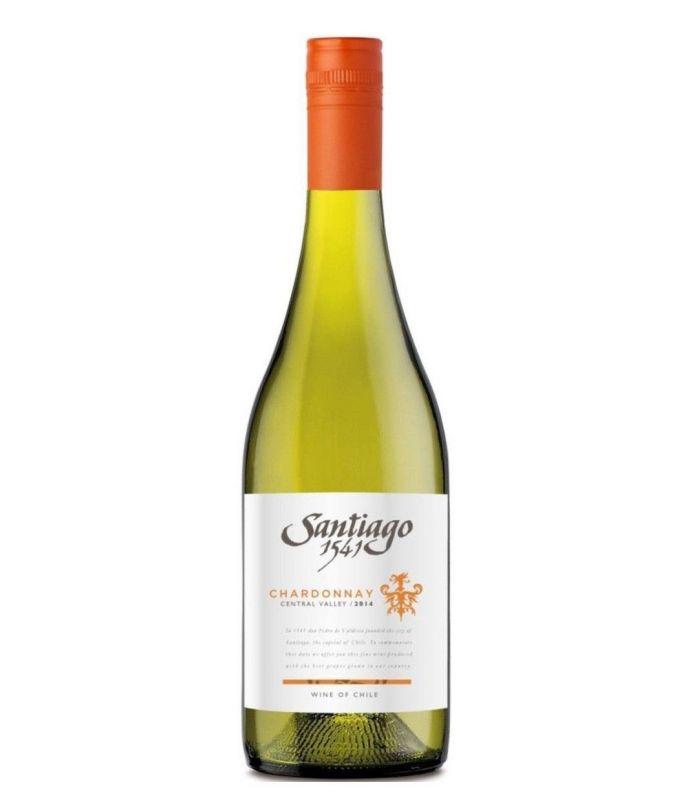 Santiago 1541 Chardonnay