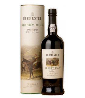 Burmester Jockey Club Tawny Reserve Port