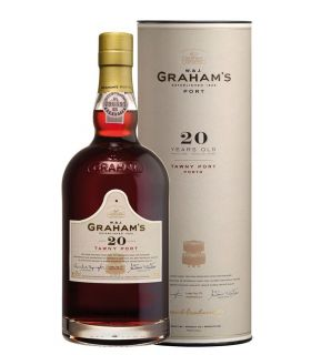 Graham's Port 20 Years Old Tawny 75cl