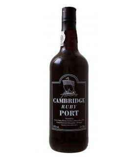Cambridge Ruby Port 75cl