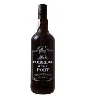 Cambridge Ruby Port 75cl