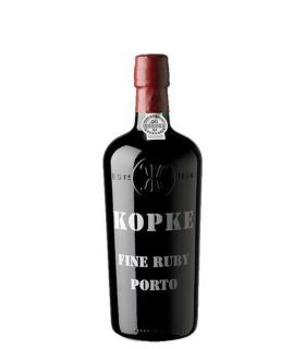 Kopke Fine Ruby Port 37,5cl