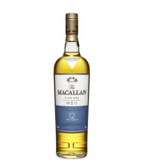 The Macallan Fine Oak 12 Years Single Malt 70cl