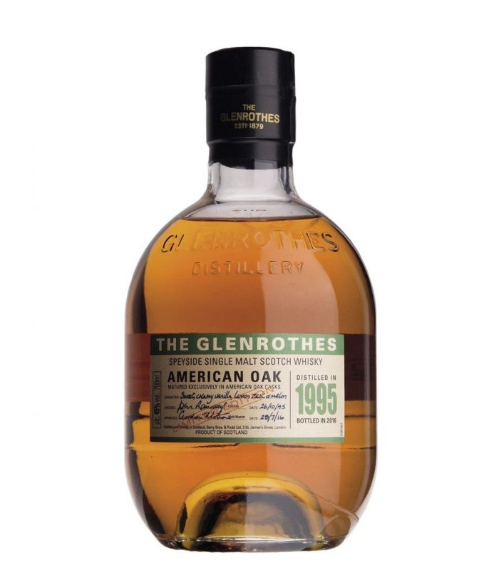 The Glenrothes 1995 American Oak Single Malt Whisky