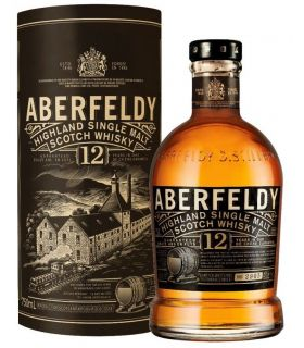 Aberfeldy 12 Years Single Malt Whisky