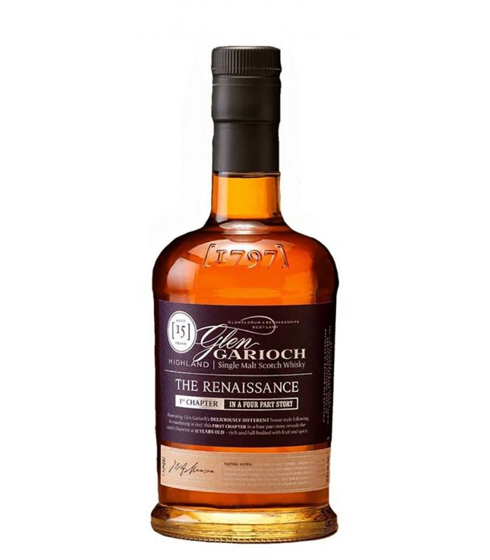 Glen Garioch Renaisance 15 Years Chapter.1 70cl