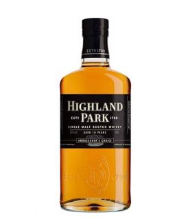 HIGHLAND PARK 10 YEARS AMB. CHOICE 70CL