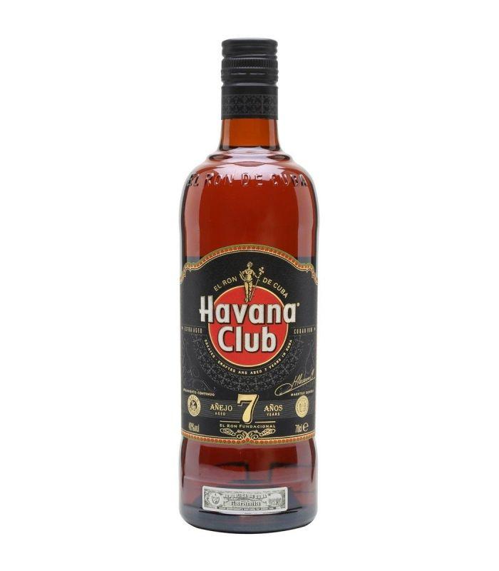 HAVANA CLUB CUBA RUM 7 AÑOS 70CL