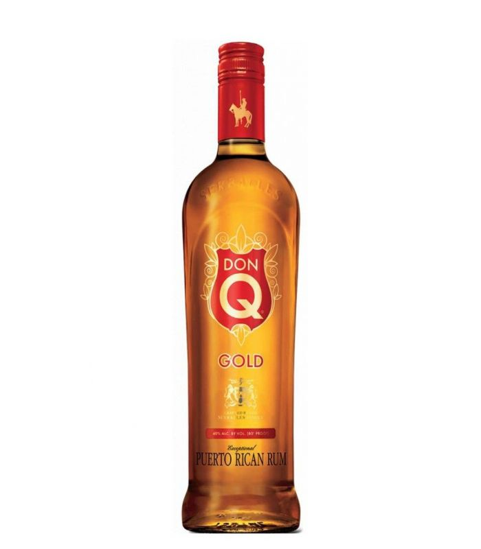 Don Q Gold Rum 70cl
