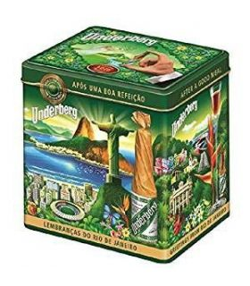 Underberg Collectors Tin 12X2cl