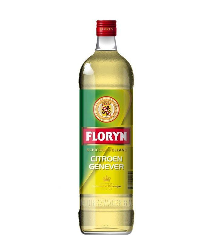 Floryn Citroenjenever Gezoet 100cl