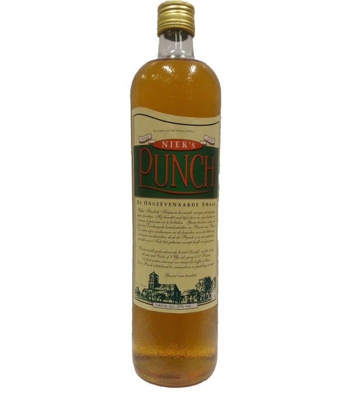 NIEKS PUNCH 100CL