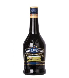 MILLWOOD IRISH CREAM LIQUEUR 70CL