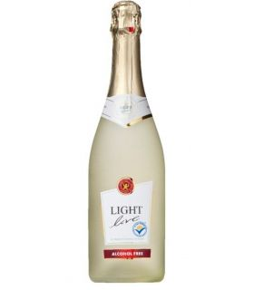 Light Live Sparkling Alcohol Vrij 75cl