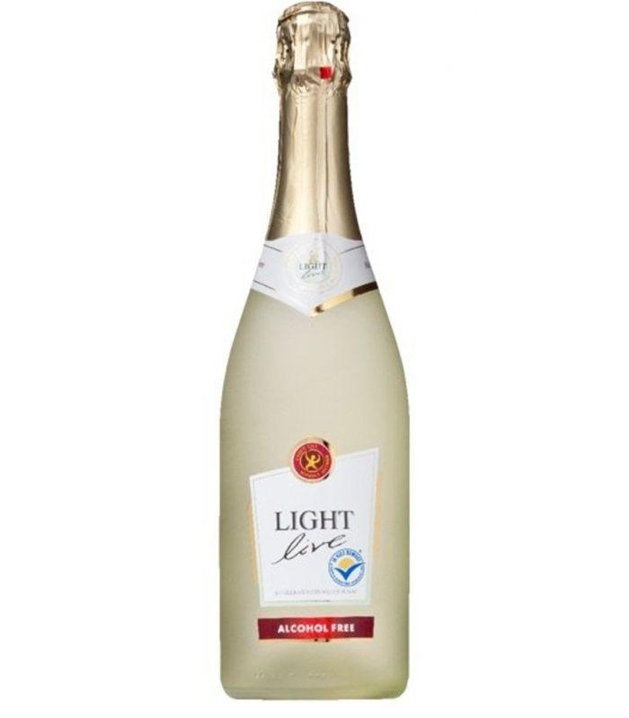 Light Live Sparkling Alcohol Vrij 75cl