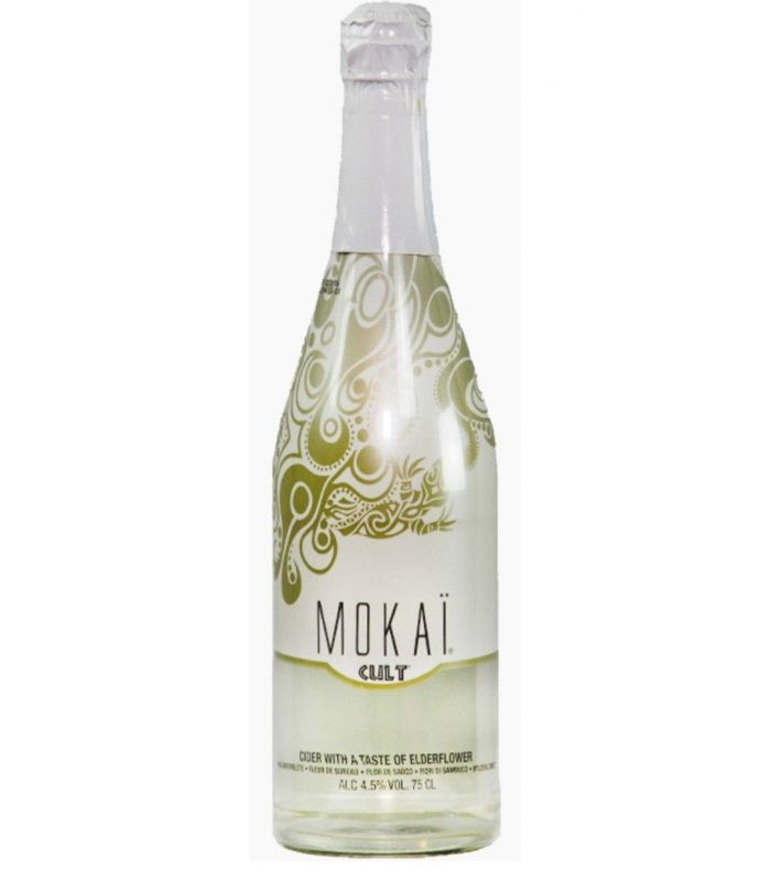 Mokai Edelflower 75cl