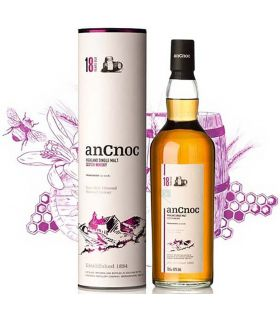 AN CNOC 18 YEARS HIGHLAND 70CL