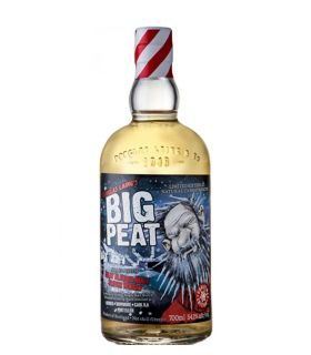 Big Peat Christmas Edition 2017 70cl