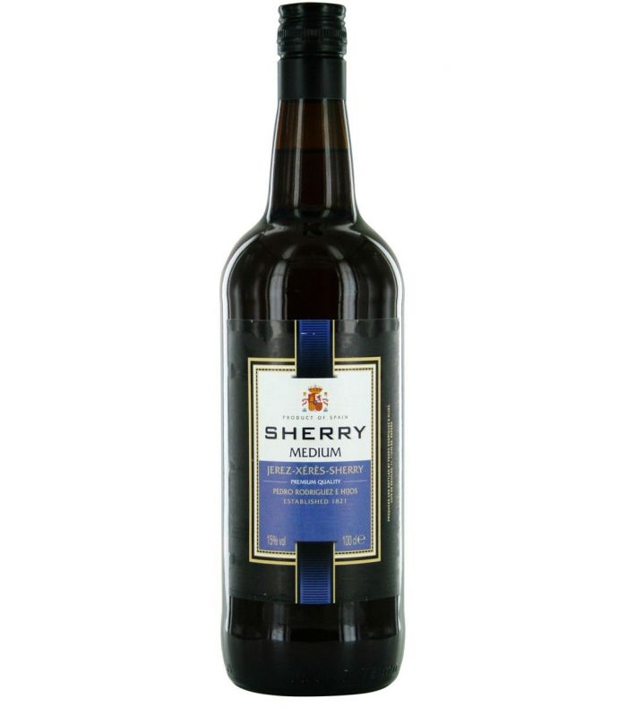 Pedro Rodriguez Medium Sherry 100cl