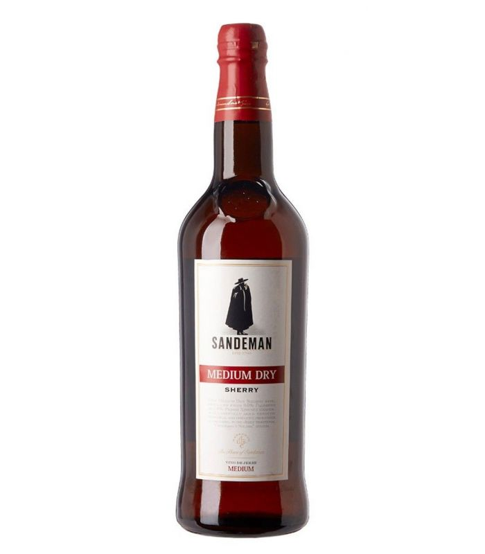Sandeman Medium Dry Sherry 75cl