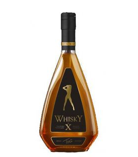 Whisky by X Tori Black 12 Years Premium Blend 70cl