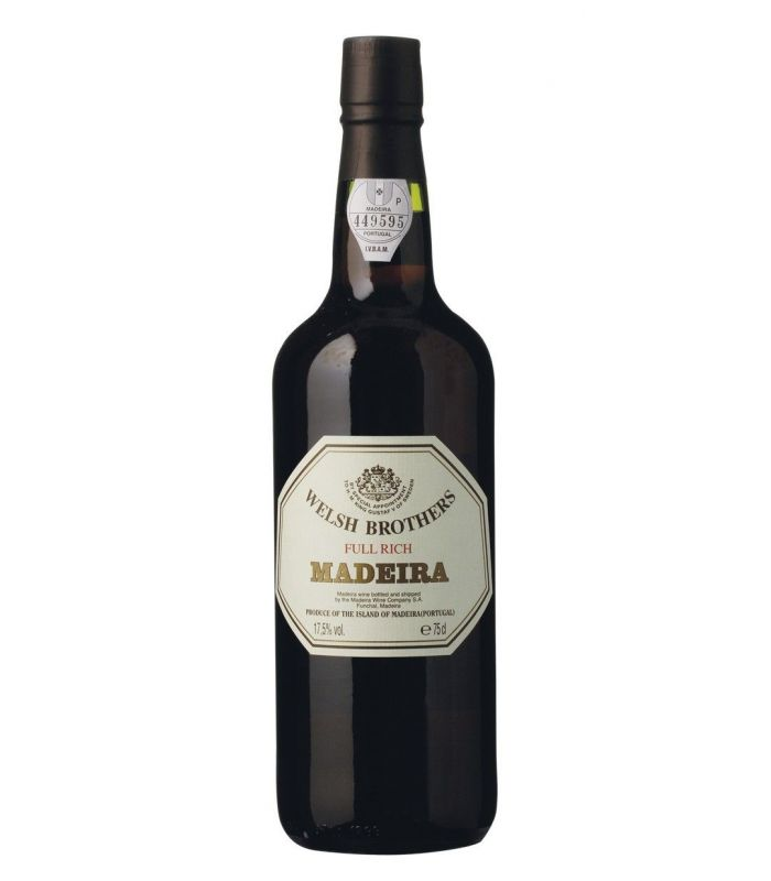 Welsh Brothers Madeira 75cl