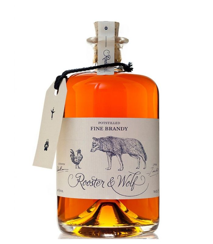 Rooster & Wolf Special Brandy 70cl