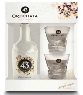 Licor 43 Orochatta Gift Pack 70cl