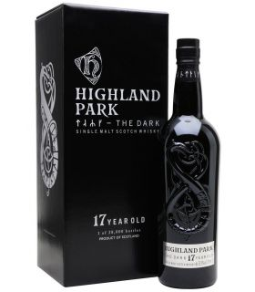 Highland Park The Dark 17 Years Single Malt 70cl
