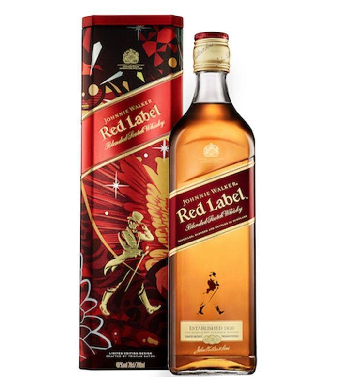 Johnnie Walker Red Label in Tin 70CL
